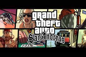 GTA San Andreas Game