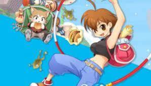 Umihara Kawase BaZooKa PC Games Highly Compressed