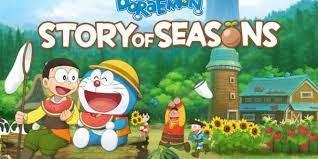 Doraemon Story of Seasons game