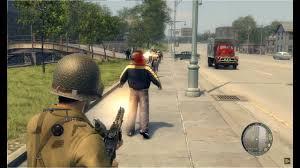 Mafia II PC Games Highly Compressed