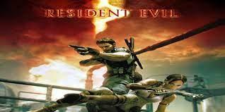 Resident Evil 5 Game Highly Compressed