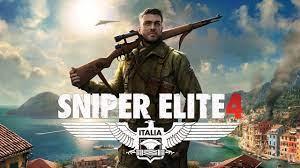 Sniper Elite 4 PC Games Highly Compressed