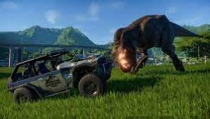 Jurassic World Evolution PC Game Highly Compressed