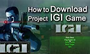 Project IGI 1 Game Highly Compressed