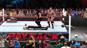 WWE 2K15 Highly Compressed