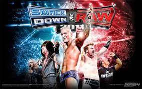 Smackdown vs Raw 2011 Game
