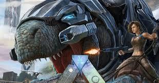 ARK Survival Evolved game highly compressed