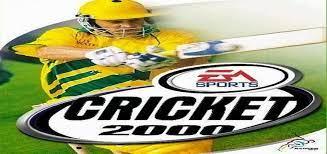 EA Sports Cricket 2000 Game