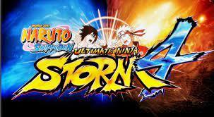 Naruto Shippuden Ultimate Ninja Storm 4 Game