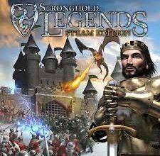 StrongHold Legends Game highly compressed