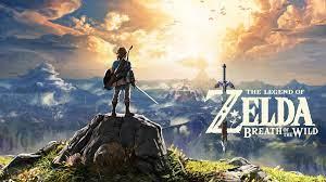 The Legend of Zelda: Breath of the Wild game